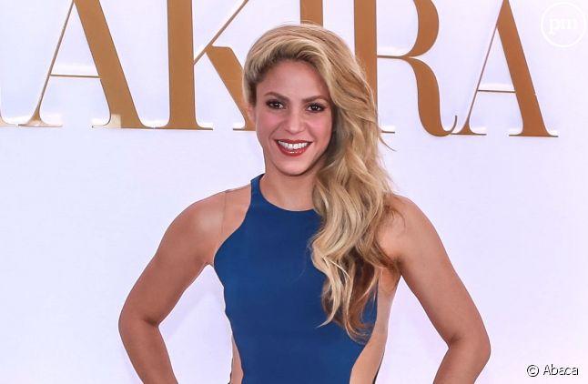 Shakira, quatrième du Top Albums français