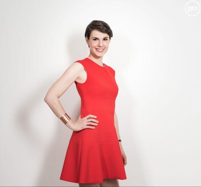 Emilie Besse, de C8 à Canal+.
