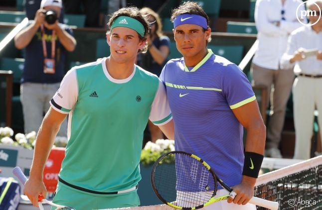 L'autrichien Dominic Thiem s'est incliné en demi-finale face à l'Espagnol Rafael Nadal, qui jouera la finale ce dimanche à 15h. La rencontre sera retransmise sur France Télévisions à 15h.