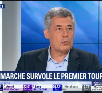 Henri Guaino, sur BFMTV.
