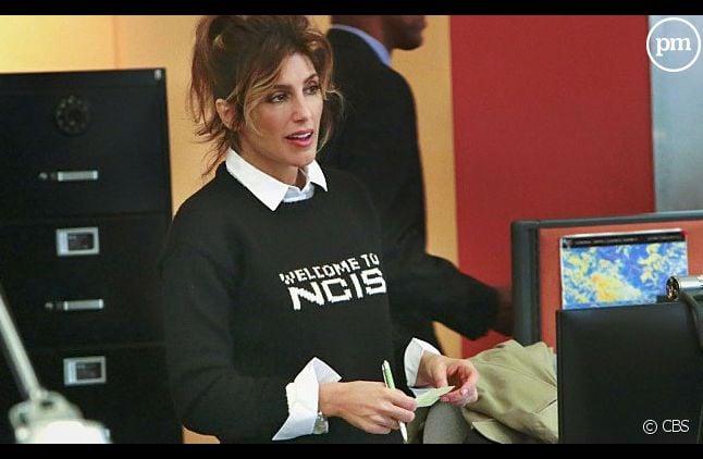 """Jennifer Esposito (""""NCIS"""")"""