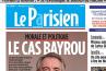 """Don du sang : Des Unes de journaux privées de leurs """"A"""", """"B"""" et """"O"""""""
