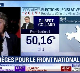 Gilbert Collard sur BFMTV.