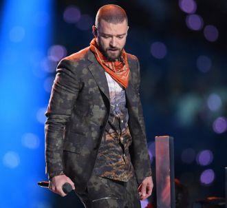 Justin Timberlake au Super Bowl 2018
