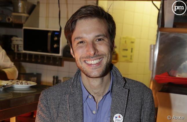 "Grégory Cuilleron, ancien candidat de ""Top chef""."