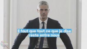 """""""Quotidien"""" : Après la diffusion d'une séquence polémique, Laurent Wauquiez menace l'émission de """"suites judiciaires"""""""