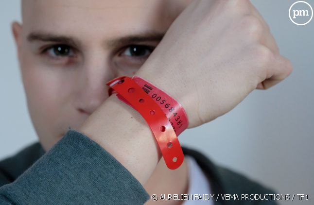 """Audran Cattin dans """"Les Bracelets Rouges"""""""