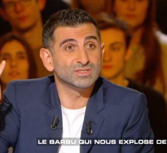 Kheiron au sujet de Mennel dans 'Salut les Terriens !'...