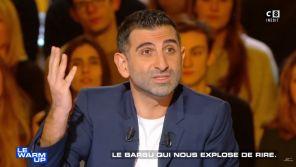 """Affaire Mennel : """"Il y a des gens qui ont fait dix fois pire"""", défend l'humoriste Kheiron"""