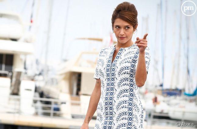 Emma de Caunes ne comprend pas la décision de France 2