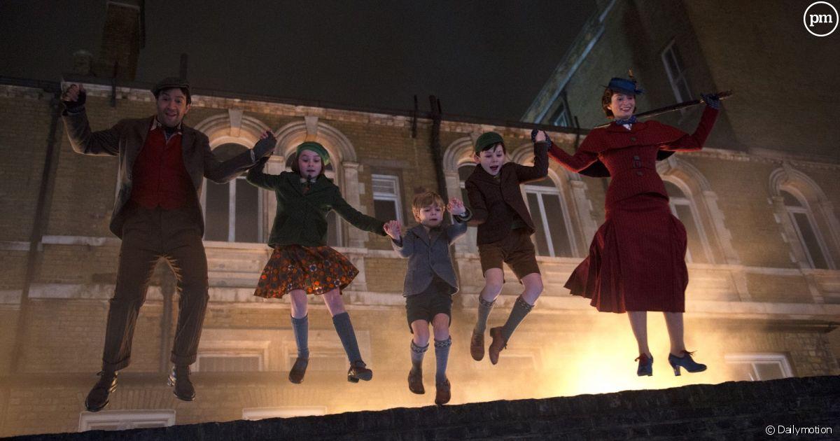 QuotLe Retour De Mary Poppinsquot Premier Teaser Pour La Suite
