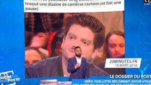 """""""TPMP"""" : Cyril Hanouna donne une seconde chance à Greg Guillotin malgré la polémique"""