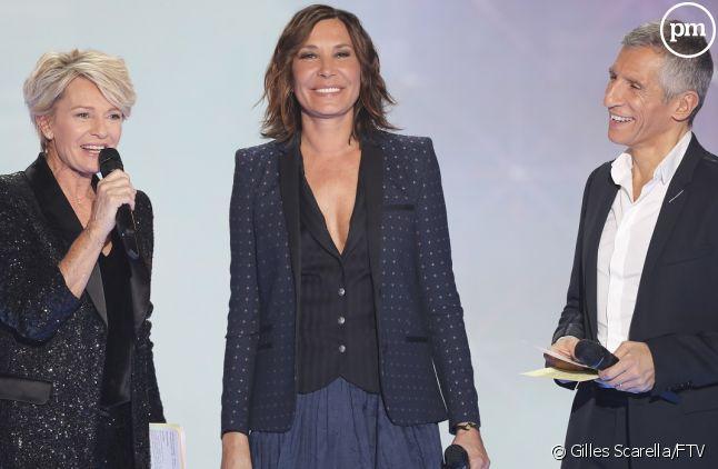 Zazie était la marraine de l'édition 2017 du Téléthon