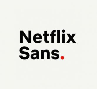 La police 'Netflix Sans'