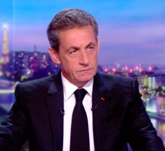 Nicolas Sarkozy invité du '20 Heures' de Gilles Bouleau...