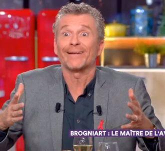 Denis Brogniart, invité de #QHM.