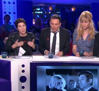 Yann Moix s'accroche avec les invités et Christine Angot...