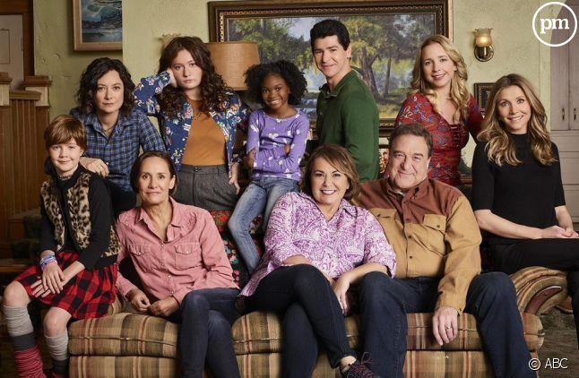 """Le cast de """"Roseanne"""""""