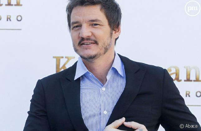 "Pedro Pascal dans ""Wonder Woman 2"""