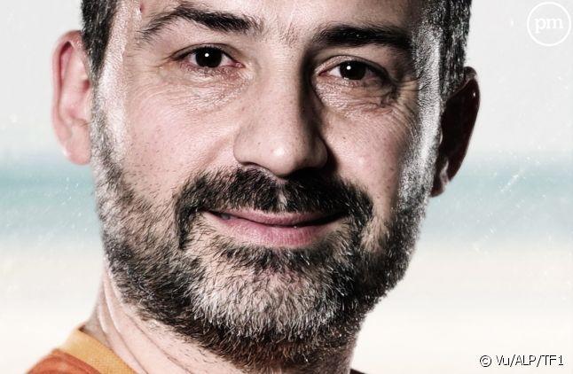 """Javier, candidat de """"Koh-Lanta : Le combat des héros"""""""