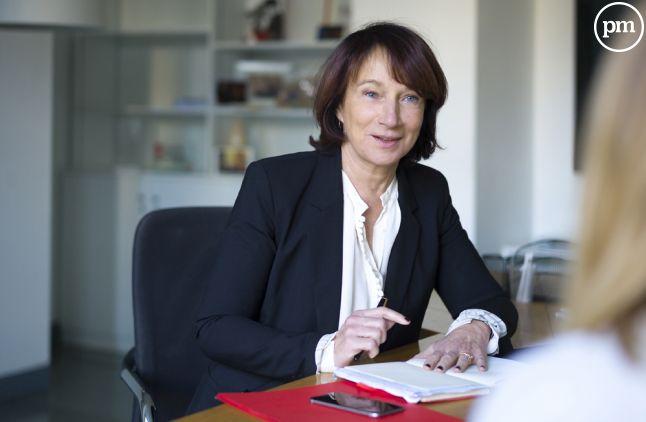 Bibiane Godfroid, Directrice générale de Newen.