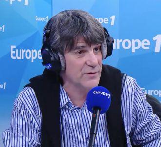 Tex invité de 'Village médias' sur Europe 1.
