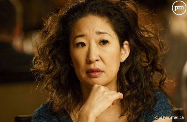 "Sandra Oh dans ""Killing Eve"""