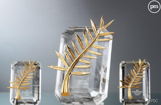 La Palme d'or du Festival de Cannes