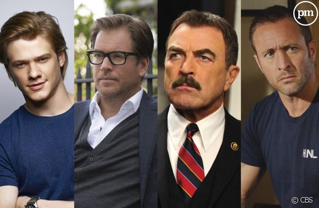 "Les séries de CBS ""MacGyver"", ""Bull"", ""Blue Bloods"" et ""Hawaii 5-0"""