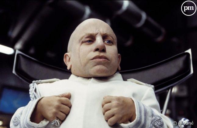 "Verne Troyer, alias Mini Moi dans ""Austin Powers"""