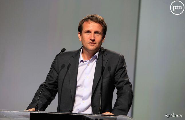 Rodolphe Belmer en 2012