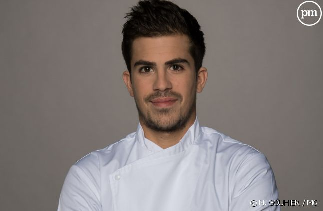 """Victor, finaliste de """"Top Chef"""" 2018"""