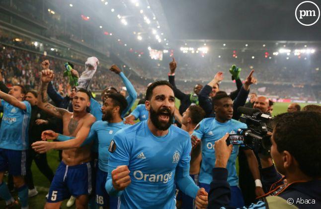 L'Olympique de Marseille s'est qualifié pour la finale de la Ligue Europa, boostant au passage les audiences de W9.