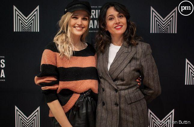 """Anne Charrier et Camille Lou réunies pour """"Maman a tort"""" bientôt sur France 2"""