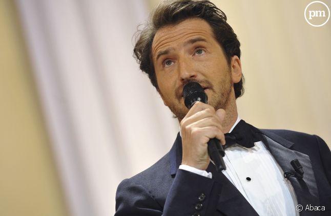 Edouard Baer a présenté la cérémonie d'ouverture du festival de Cannes