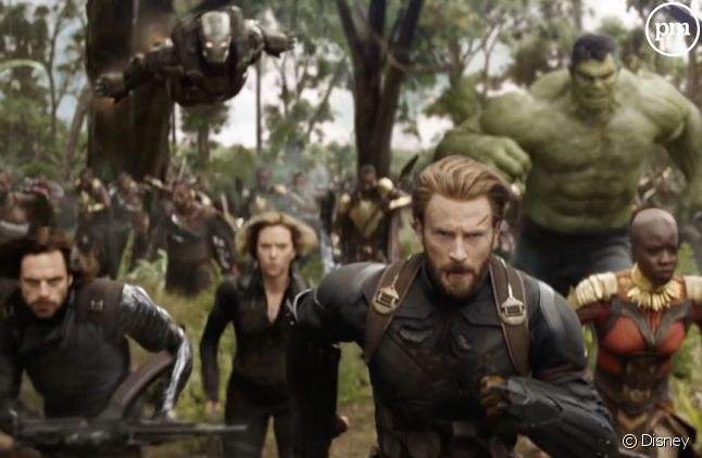 """La bande-annonce mensongère de """"Avengers : Infinity War"""""""