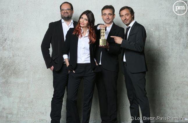 L'équipe des Gérard de la télévision