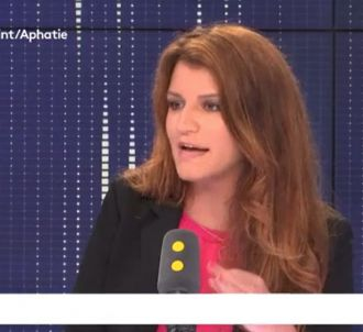 Marlène Schiappa face à Jean-Michel Aphatie