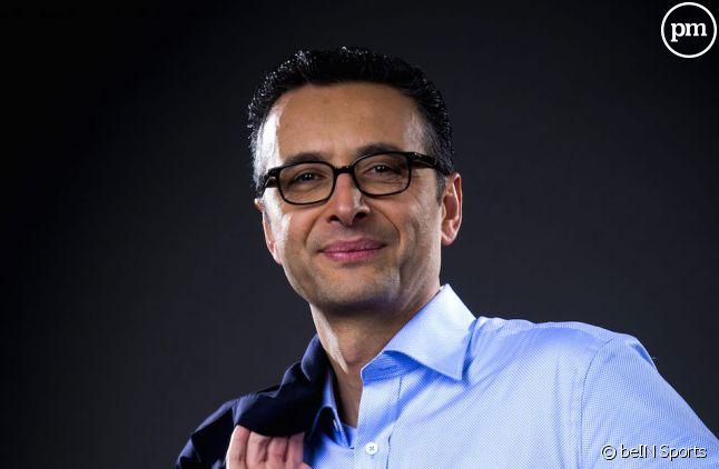 Florent Houzot, directeur de la rédaction de beIN Sports.