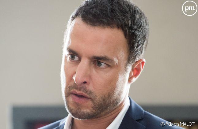 """Raphaël Lenglet joue dans """"Les ombres rouges""""."""