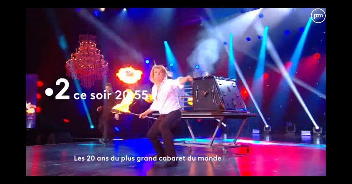 Le Plus Grand Cabaret Du Monde Patrick Sebastien Fete Les 20 Ans