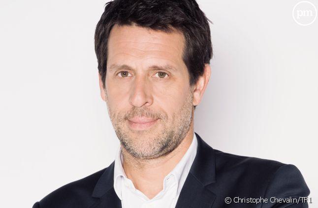 François Péllissier, directeur des sports de TF1
