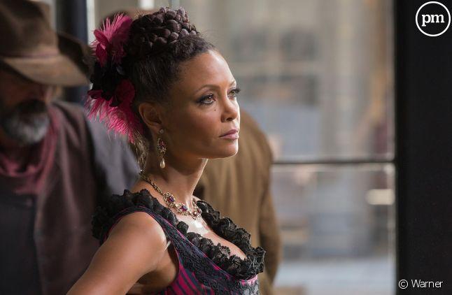 """Thandie Newton dans """"Westworld"""""""
