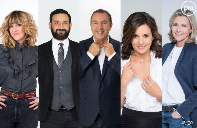 Les lauréats des Gérard 2018