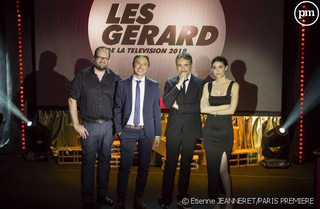 Les Gérard de la télévision 2018