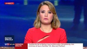 """""""Il est quasiment 8h sur BFMTV"""" : Le lapsus de Pascale de La Tour du Pin sur LCI"""