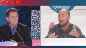 """""""T'es quoi, toi ?"""" : Daniel Riolo et Christophe Dugarry manquent d'en venir aux mains sur RMC"""
