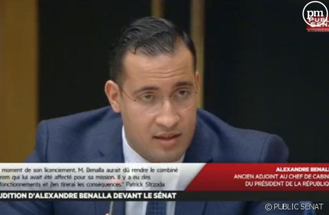 Alexandre Benalla à nouveau auditionné par les sénateurs ce lundi 21 janvier
