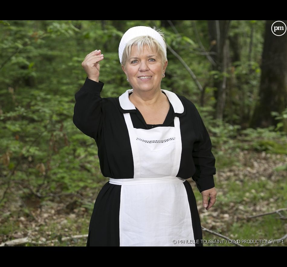 "Mimie Mathy dans ""Joséphine, ange gardien"""