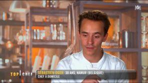 """""""Top Chef"""" : Eliminé, Sébastien Oger critique le montage de l'émission de M6"""
